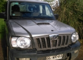 Mahindra new pick-up dc 2.2 crde mt 4x4